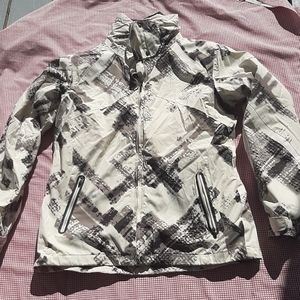 Columbia coat removeable liner